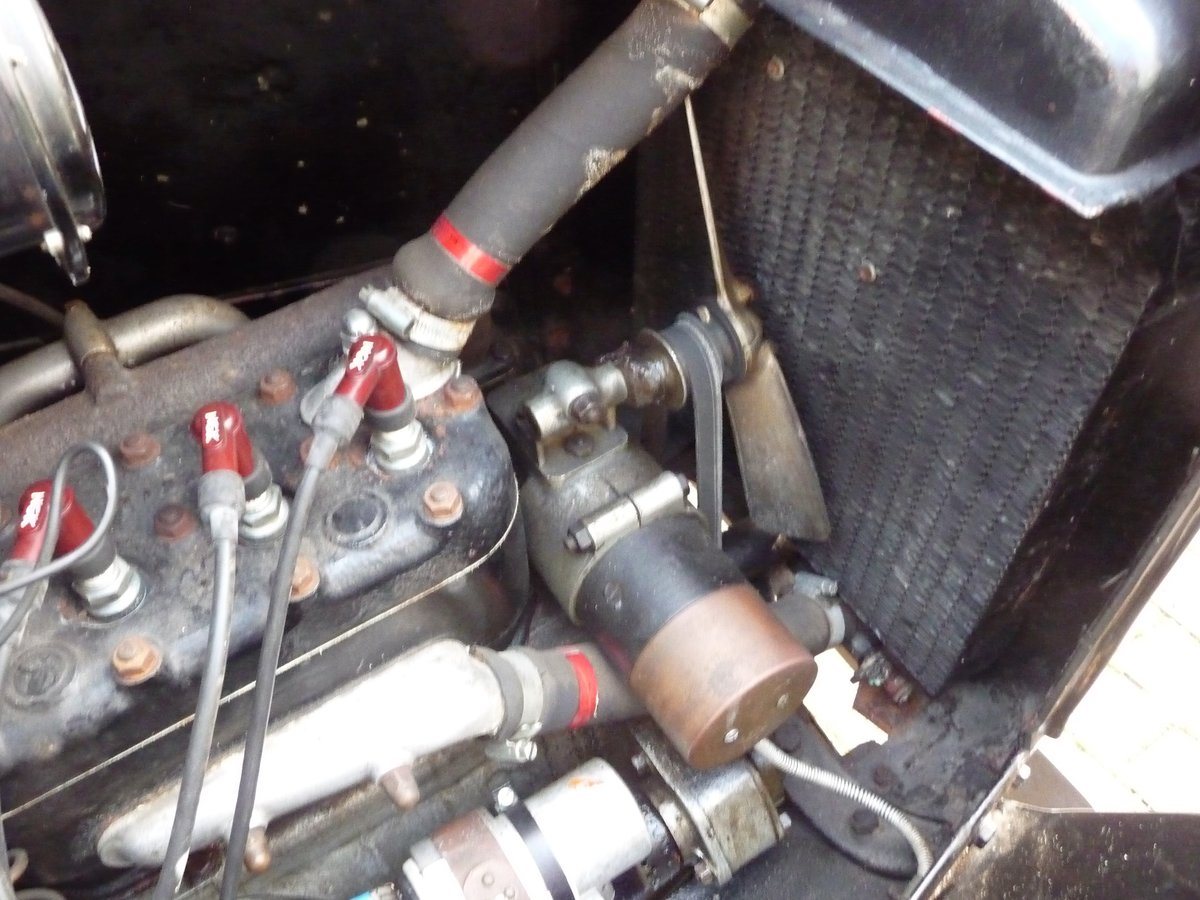 1927 Austin Seven Chummy For Sale by Auction (picture 15 of 22)
