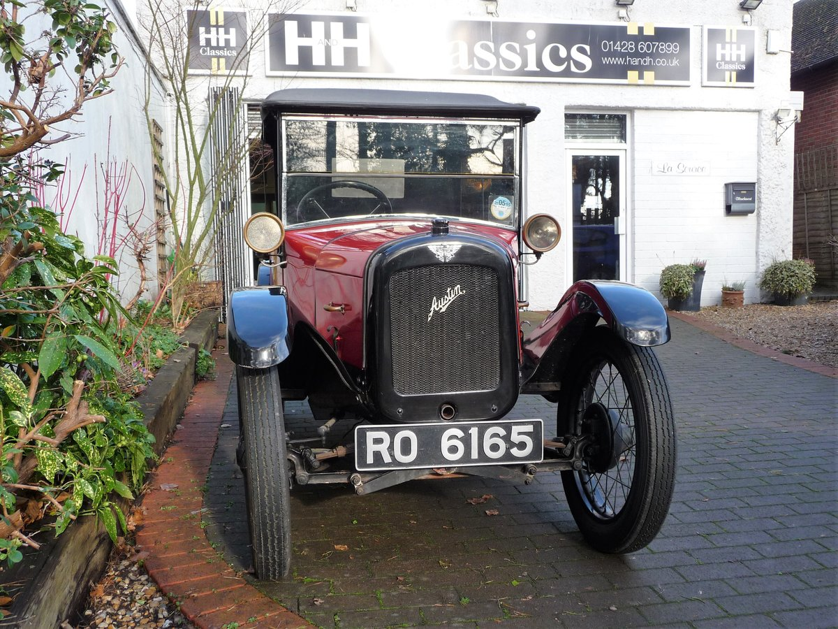 1927 Austin Seven Chummy For Sale by Auction (picture 16 of 22)