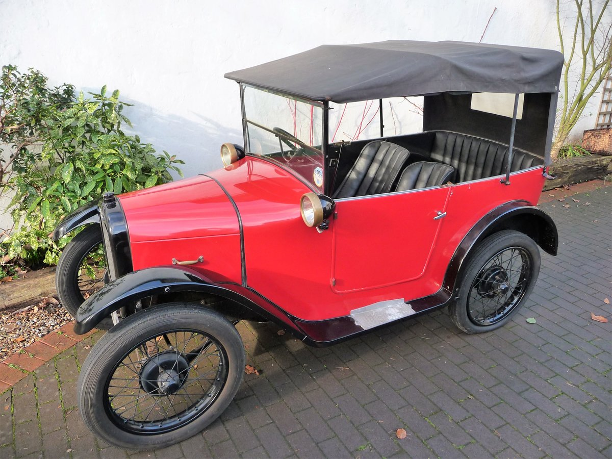 1927 Austin Seven Chummy For Sale by Auction (picture 17 of 22)