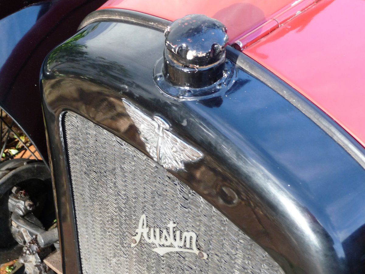 1927 Austin Seven Chummy For Sale by Auction (picture 22 of 22)