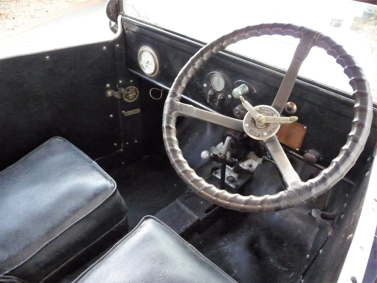 1924 Austin Seven 'Pram Hood' Chummy For Sale by Auction (picture 7 of 24)
