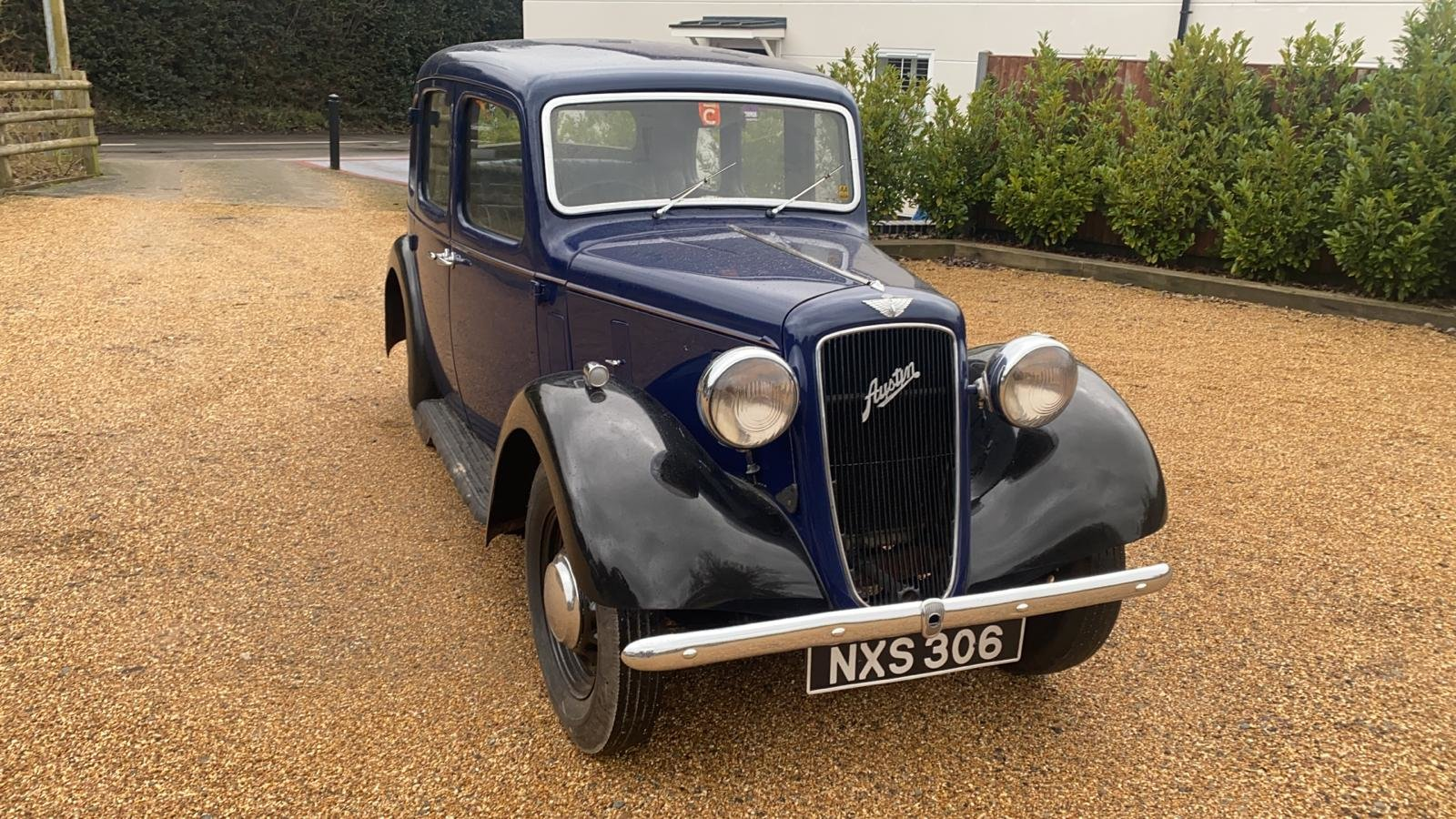 1939 Stunning Austin A10 Cambridge For Sale (picture 1 of 10)