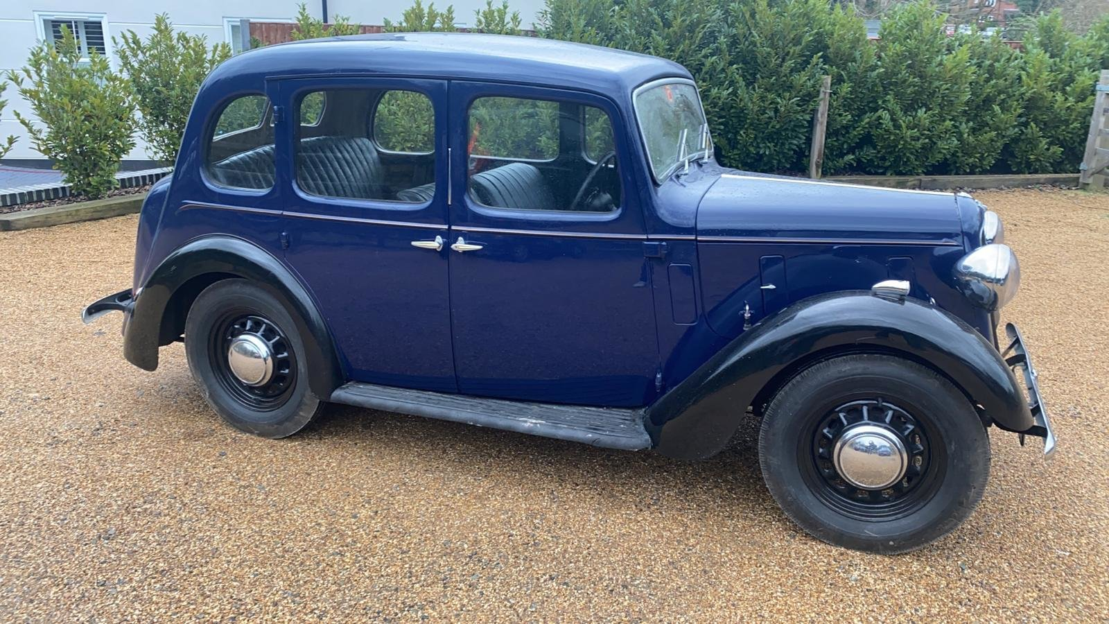 1939 Stunning Austin A10 Cambridge For Sale (picture 2 of 10)