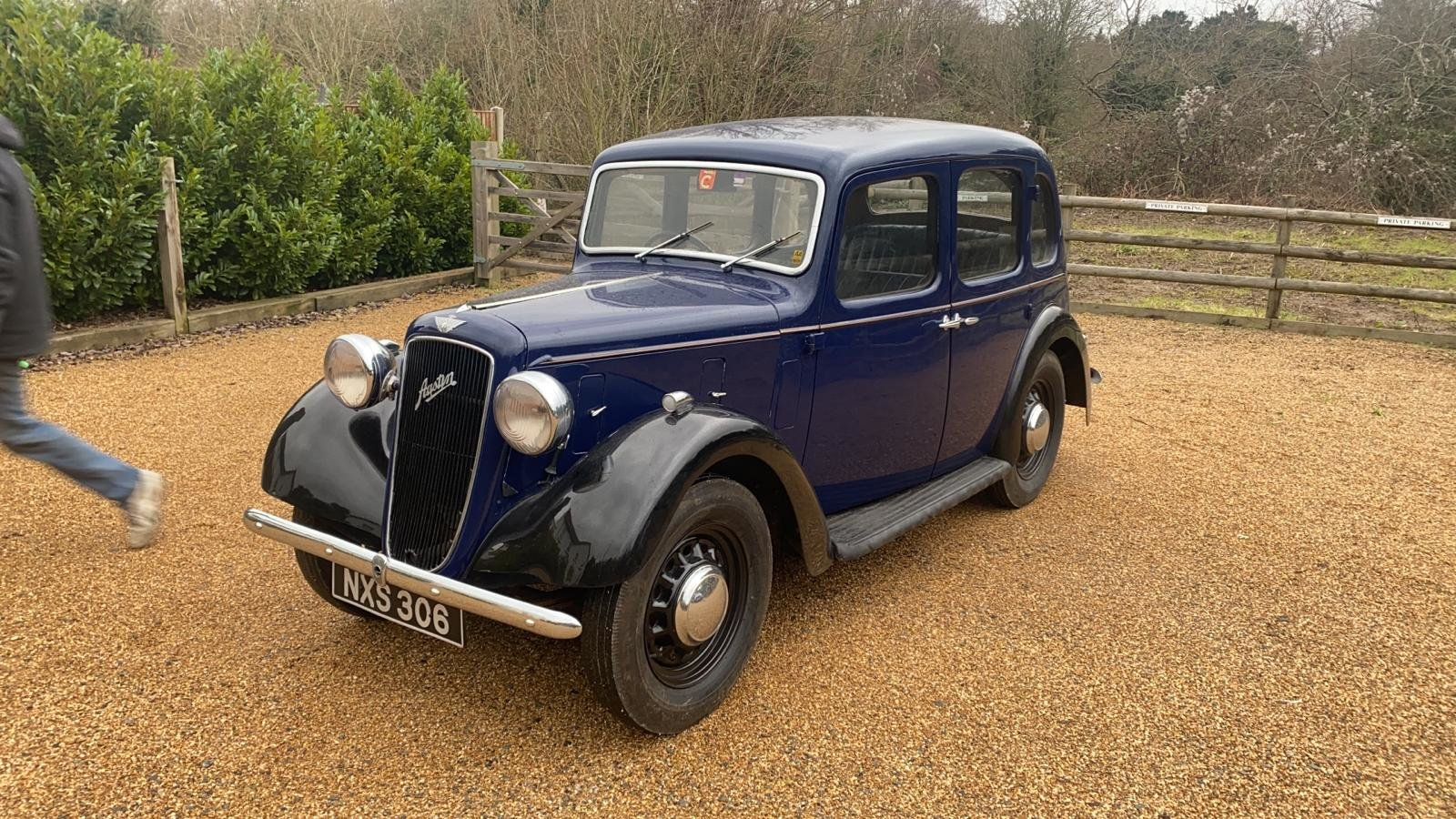 1939 Stunning Austin A10 Cambridge For Sale (picture 5 of 10)