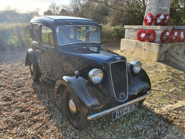 1938 Austin 7 For Sale (picture 1 of 8)