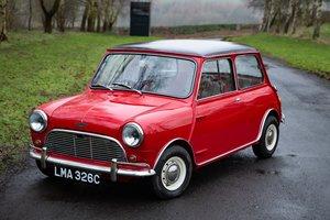 Picture of 1965 Austin Mini Cooper 970S For Sale