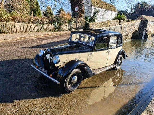 Stylish 1939 Austin 12 Ascot For Sale (picture 1 of 9)
