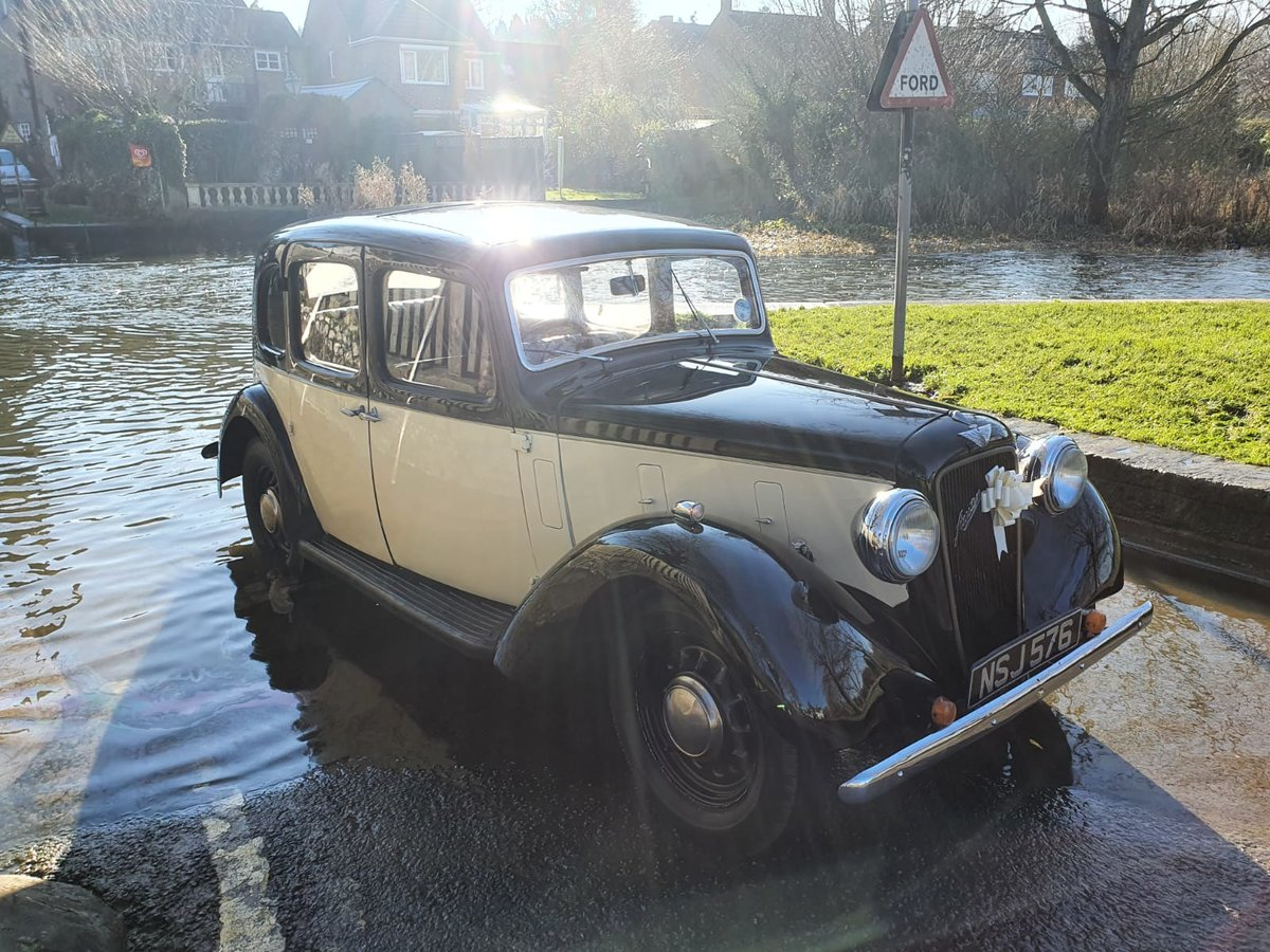 Stylish 1939 Austin 12 Ascot For Sale (picture 2 of 9)