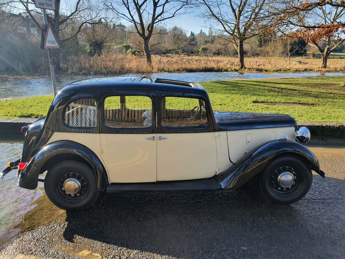 Stylish 1939 Austin 12 Ascot For Sale (picture 3 of 9)