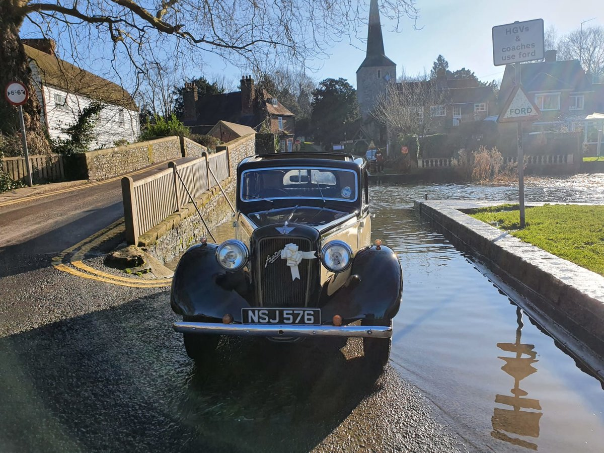 Stylish 1939 Austin 12 Ascot For Sale (picture 4 of 9)