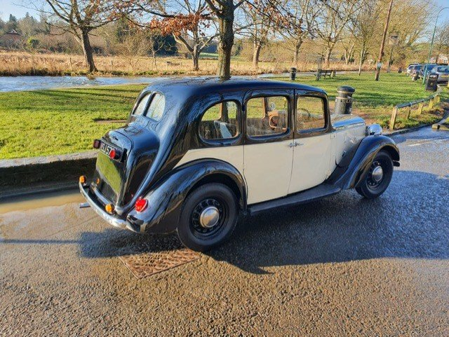 Stylish 1939 Austin 12 Ascot For Sale (picture 5 of 9)