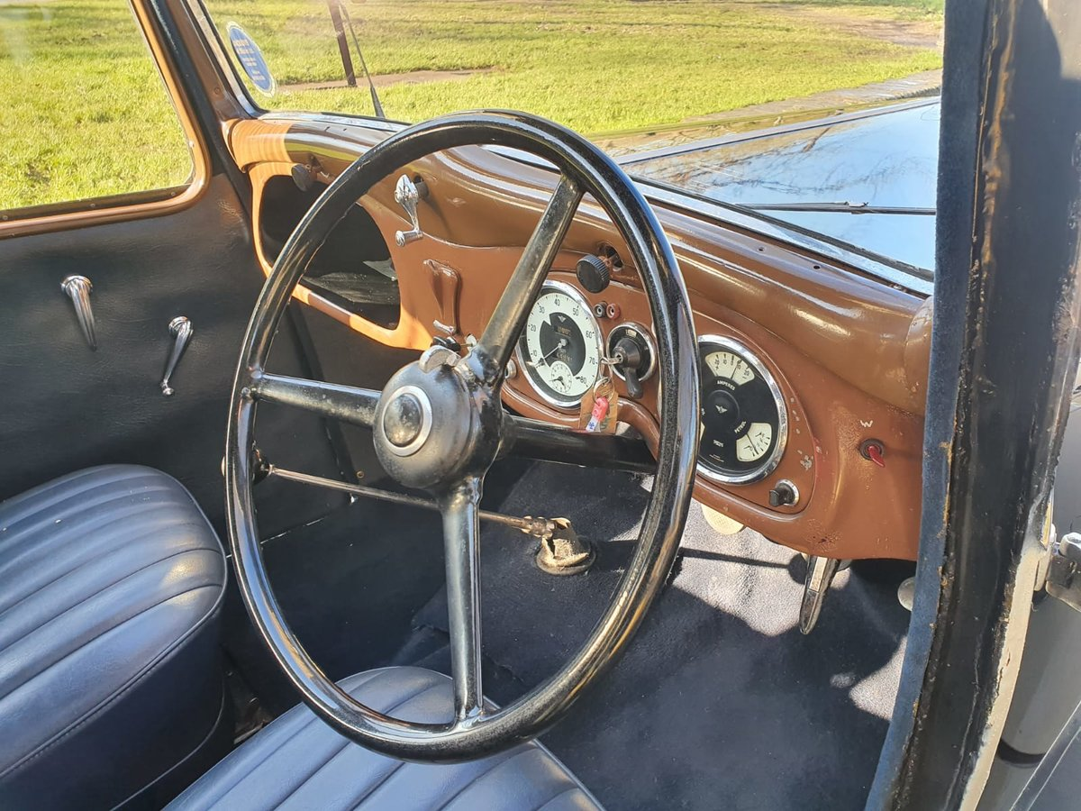 Stylish 1939 Austin 12 Ascot For Sale (picture 6 of 9)