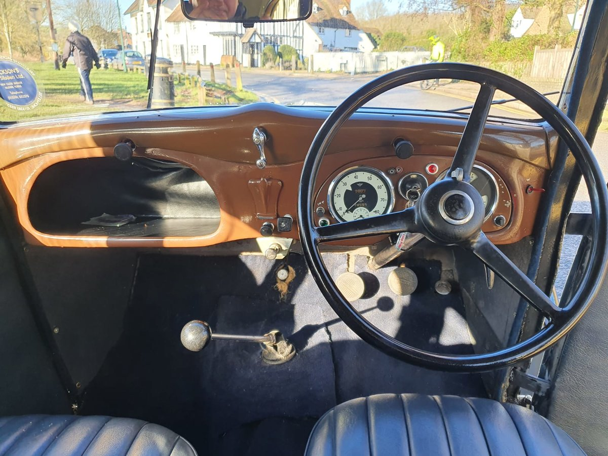 Stylish 1939 Austin 12 Ascot For Sale (picture 7 of 9)