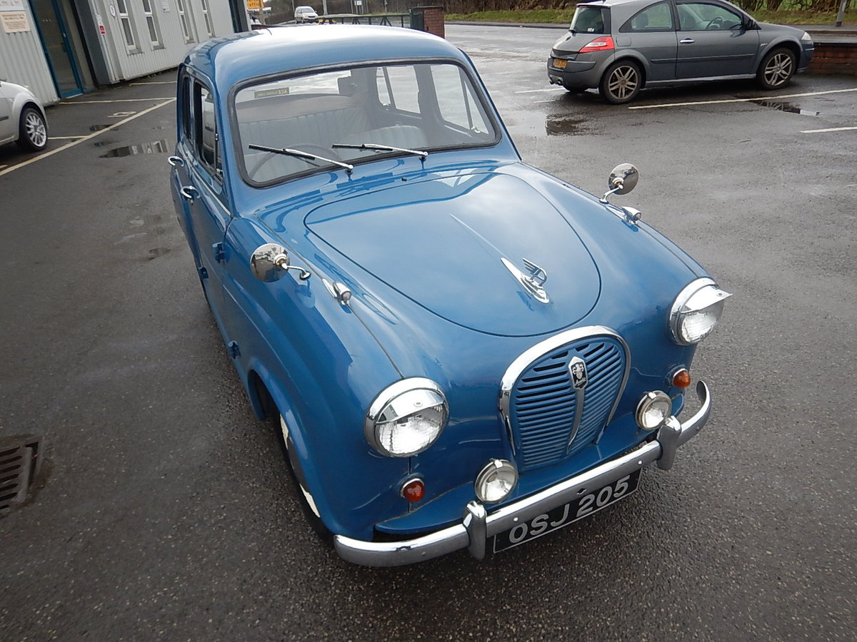 1958 AUSTIN A35 Four Door Saloon For Sale (picture 2 of 6)