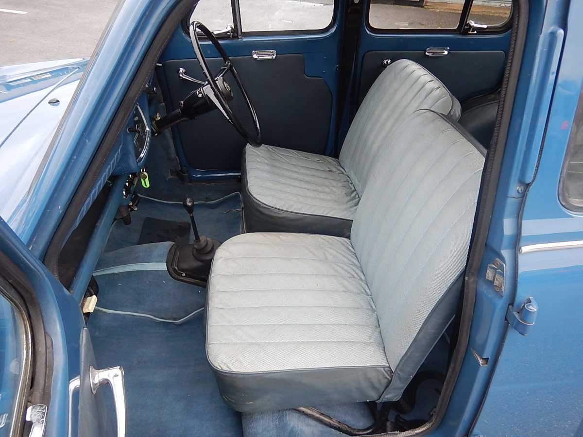 1958 AUSTIN A35 Four Door Saloon For Sale (picture 5 of 6)