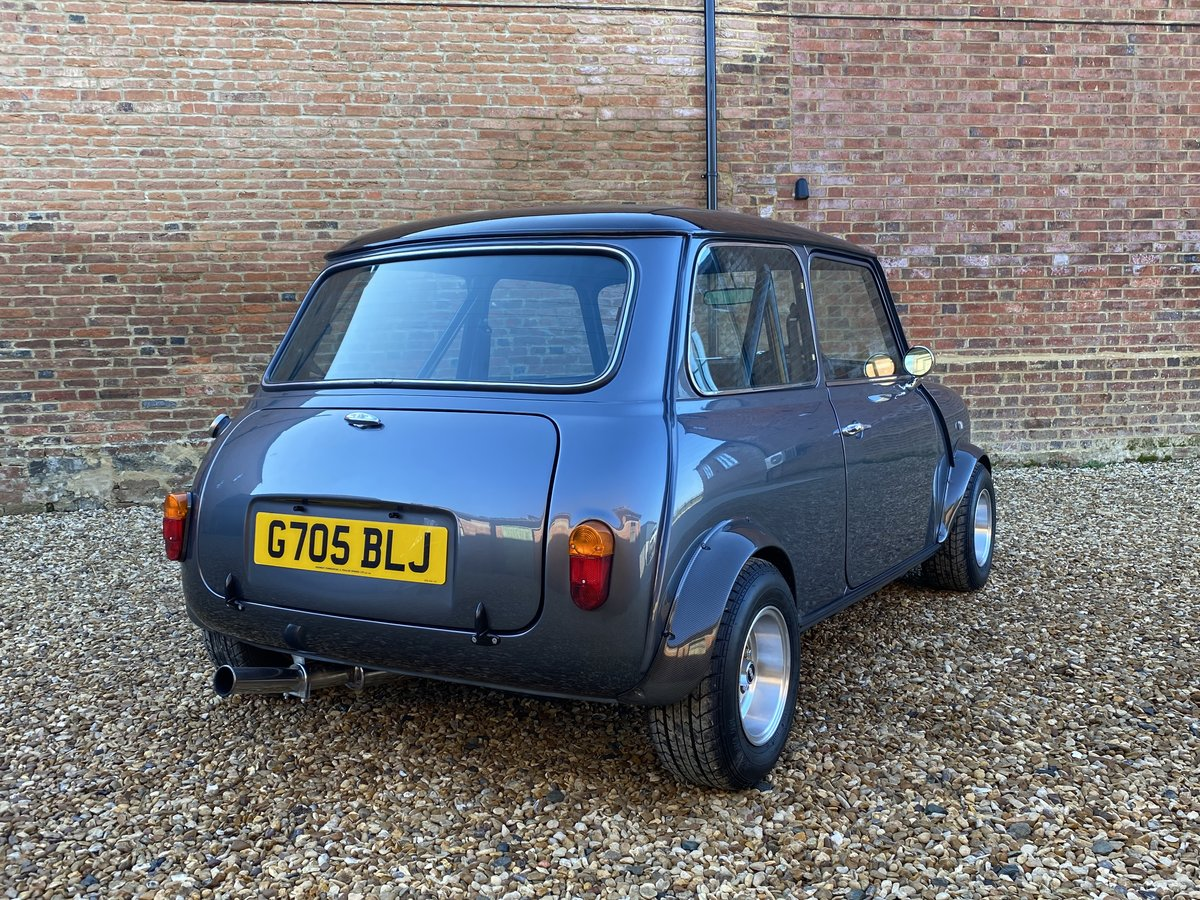 1989 Austin Mini 1275. Stunning Show Standard Car SOLD (picture 3 of 12)