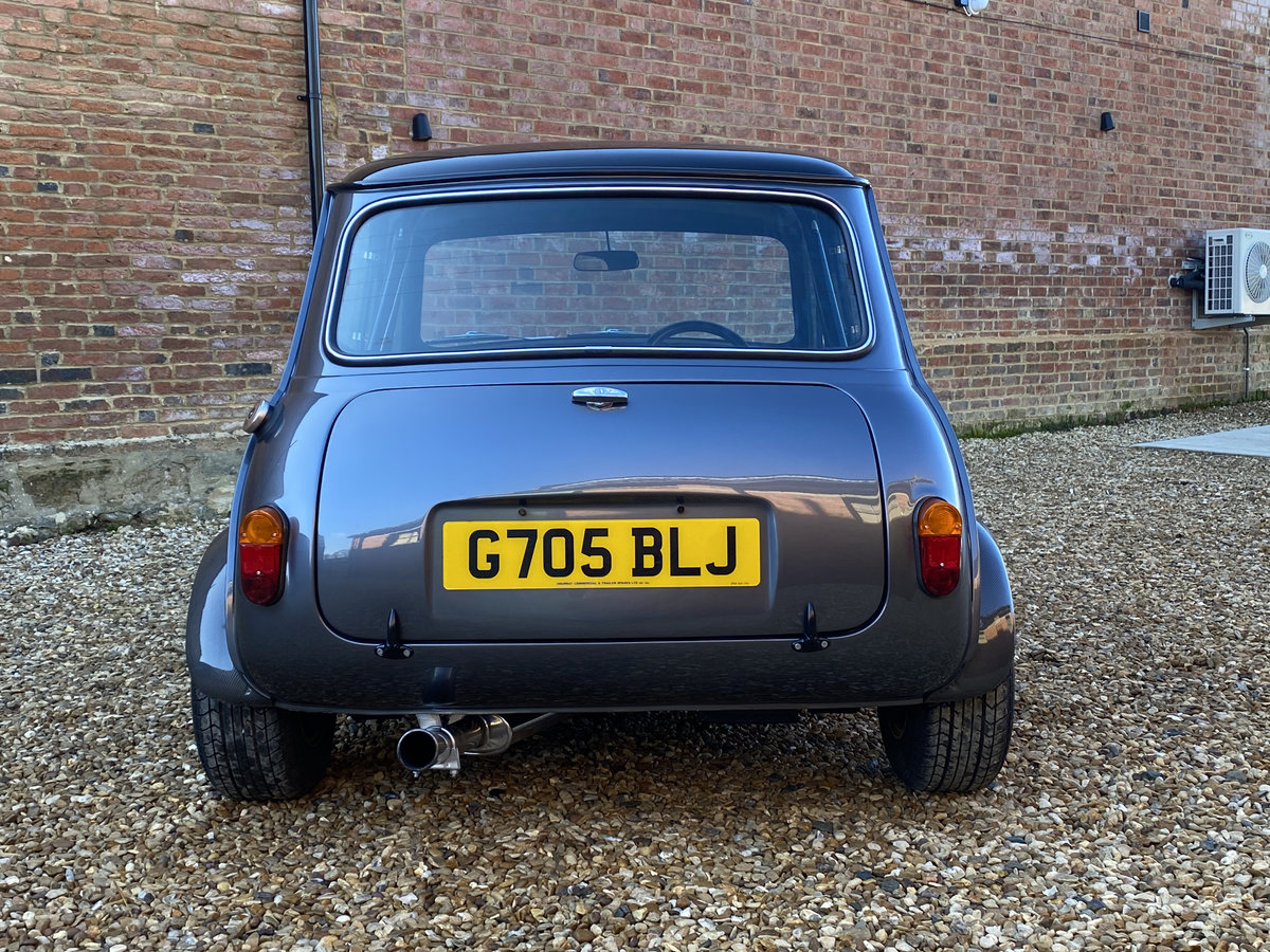 1989 Austin Mini 1275. Stunning Show Standard Car SOLD (picture 4 of 12)