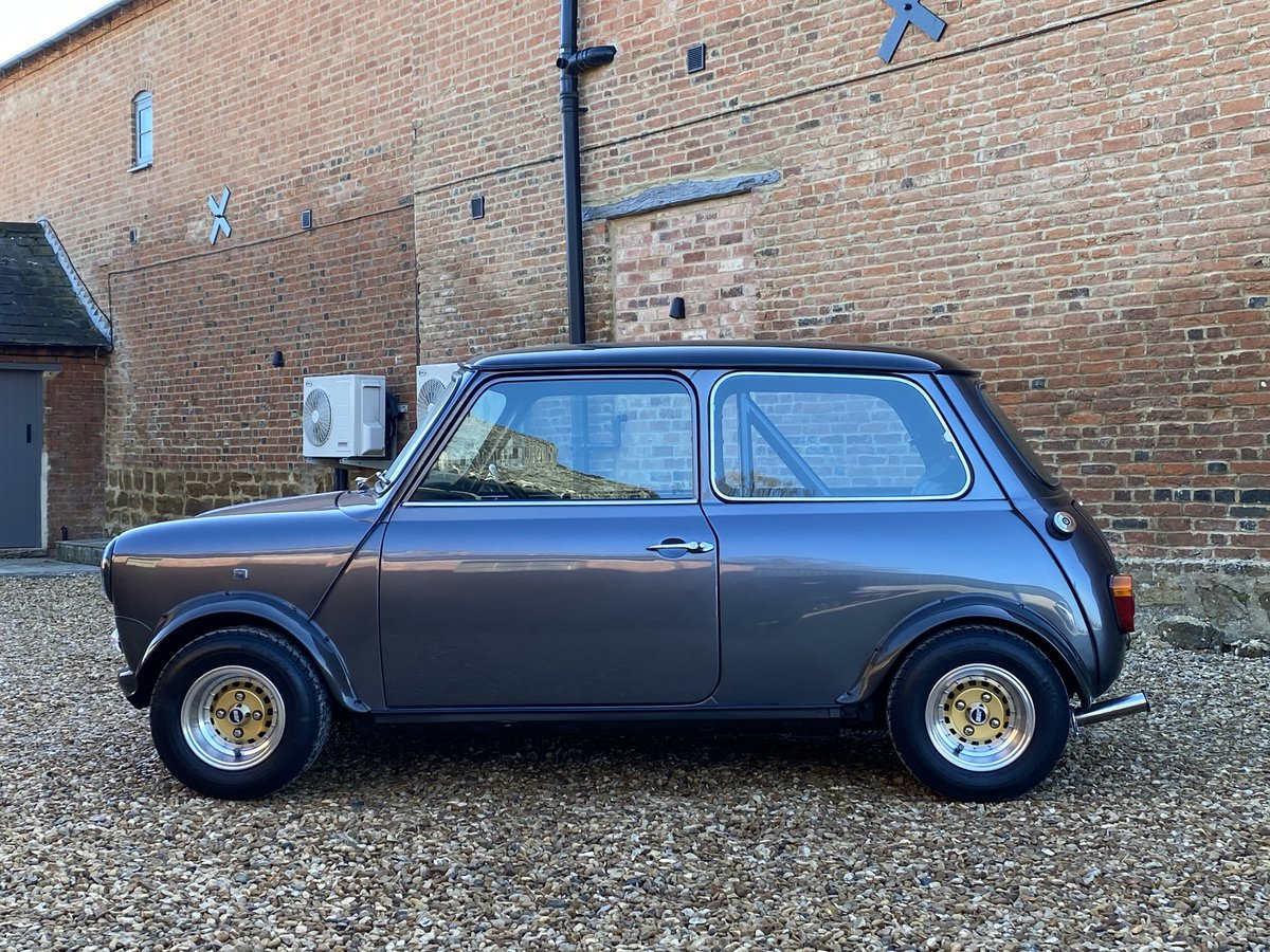 1989 Austin Mini 1275. Stunning Show Standard Car SOLD (picture 6 of 12)