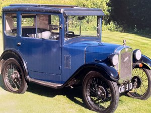 Picture of 1930 Austin 7 RK Saloon For Sale by Auction