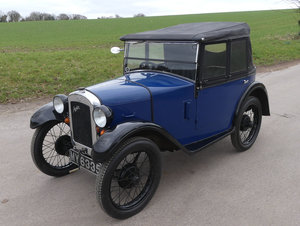 Picture of 1930 Austin Seven 2 Seater Sports For Sale