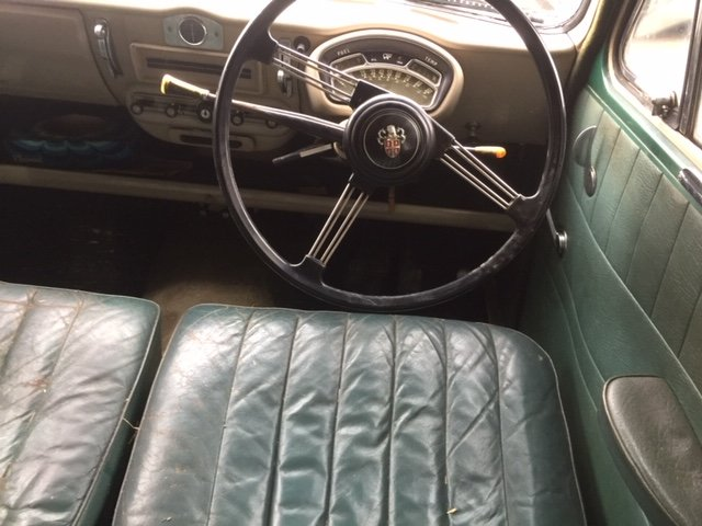 1958 AUSTIN A50 STORED SINCE 1975 For Sale (picture 8 of 11)
