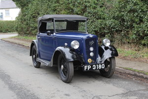 Picture of 1937 Austin 7 Opal Two Seat Tourer - Very Rare Model For Sale