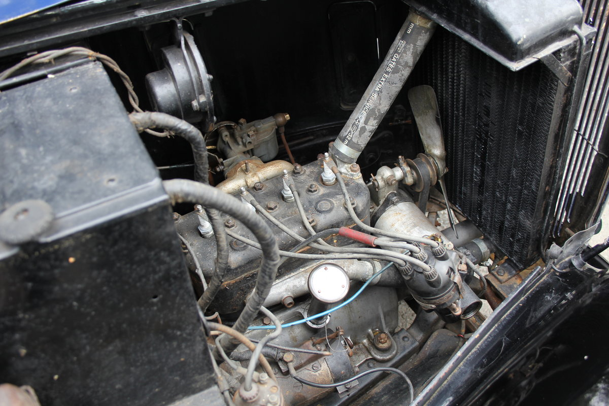 1937 Austin 7 Opal Two Seat Tourer - Very Rare Model For Sale (picture 16 of 16)