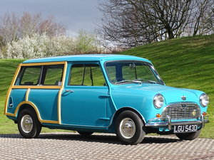 Picture of 1966 Austin Mini Countryman For Sale by Auction