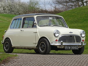 Picture of 1966 Austin Mini Cooper S 1275 For Sale by Auction