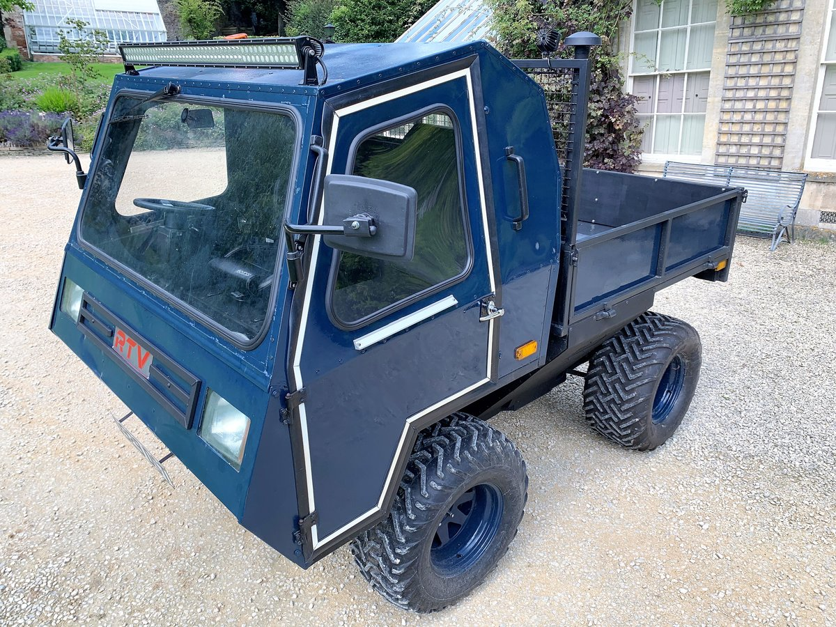 1986 RTV 4X4-MINI BASED, ONE OF 24 For Sale (picture 14 of 20)
