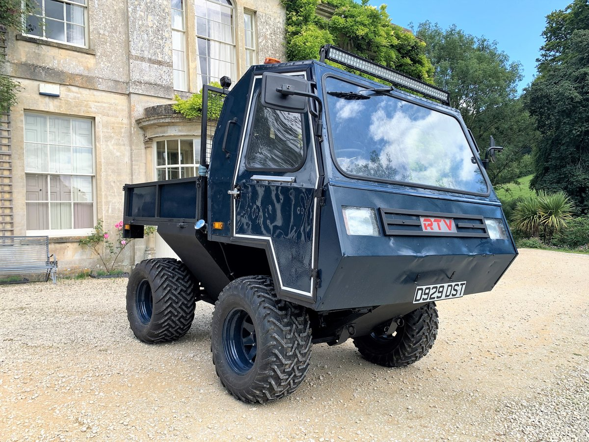 1986 RTV 4X4-MINI BASED, ONE OF 24 For Sale (picture 16 of 20)