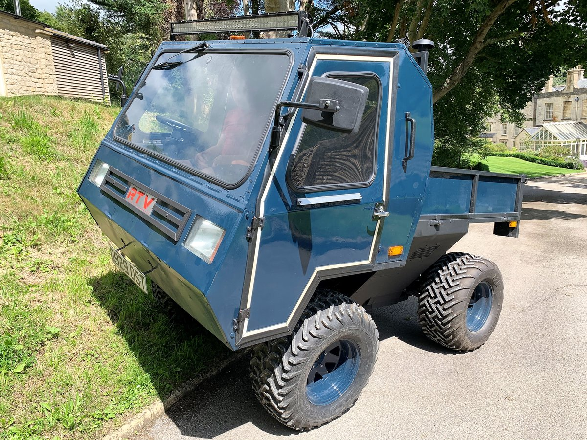 1986 RTV 4X4-MINI BASED, ONE OF 24 For Sale (picture 18 of 20)