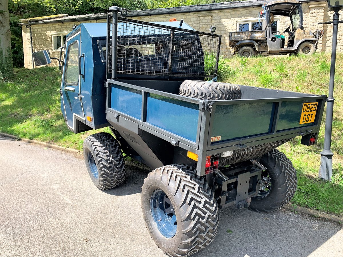 1986 RTV 4X4-MINI BASED, ONE OF 24 For Sale (picture 19 of 20)