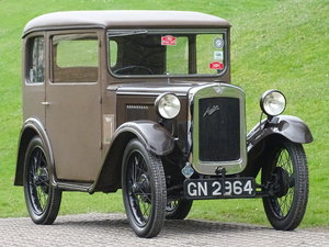 Picture of 1930 Austin 7 Fabric Saloon 27th April For Sale by Auction