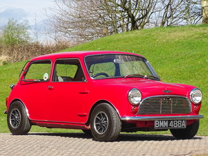 Picture of 1963 Austin Mini Cooper 1275 Neville Trickett Mini Sprint R For Sale by Auction