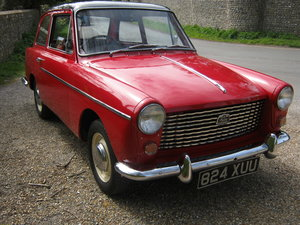 Picture of 1961 AUSTIN A40 FARINA MK1. RED/BLACK ROOF. TAX/MOT EXEMPT. For Sale