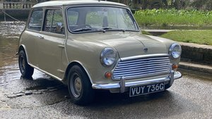 Picture of Gorgeous 1968 MkII Mini Cooper For Sale