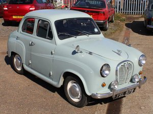 Picture of 1957 Austin A35 at ACA 1st and 2nd May For Sale by Auction