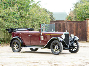 Picture of 1930 Austin Heavy Twelve Open Road Tourer Deluxe For Sale by Auction