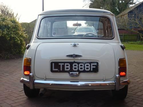 1968 Austin Mini Cooper S Sold Car And Classic