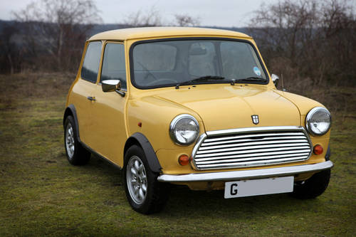 1989 Austin Mini Mayfair G Reg Sold Car And Classic