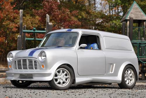 1964 Hot Rod Mini van For Sale (picture 1 of 6)