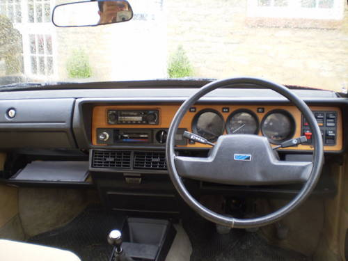1981 Austin Princess 1 7hl Sold Car And Classic