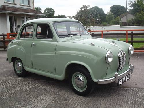 1953 Austin A30 AS3 *Simply The Finest Example Around* For Sale (picture 2 of 6)