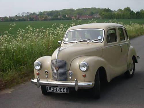 1950 Austin A40 Devon Mot And Tax Good Runner Sold Car
