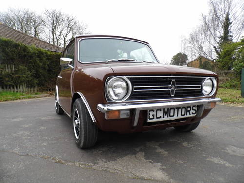 1979 Austin Mini Clubman saloon in great condition For Sale (picture 2 of 6)