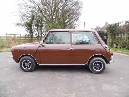 1979 Austin Mini Clubman saloon in great condition For Sale (picture 3 of 6)