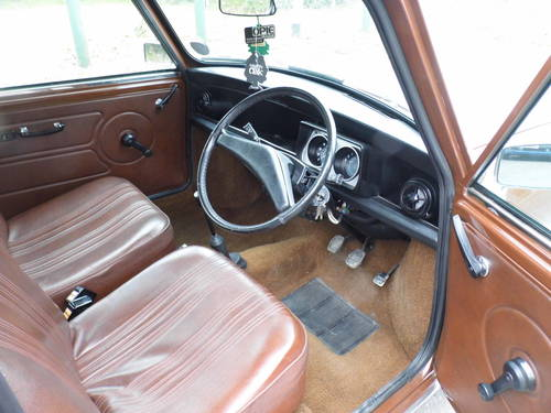 1979 Austin Mini Clubman saloon in great condition For Sale (picture 6 of 6)