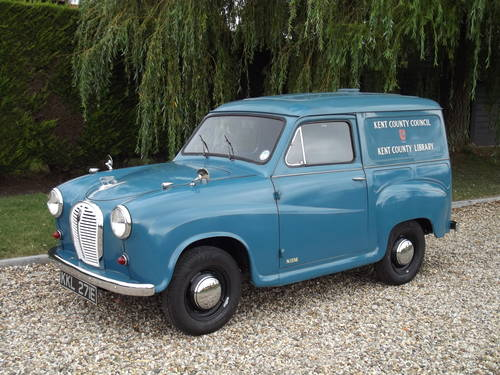 1965 Austin A35 Van - NOW SOLD. Similar cars  Wanted (picture 1 of 1)