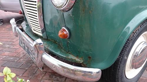 1958 Austin A35 (Needs Bodywork Restoring) For Sale (picture 1 of 6)